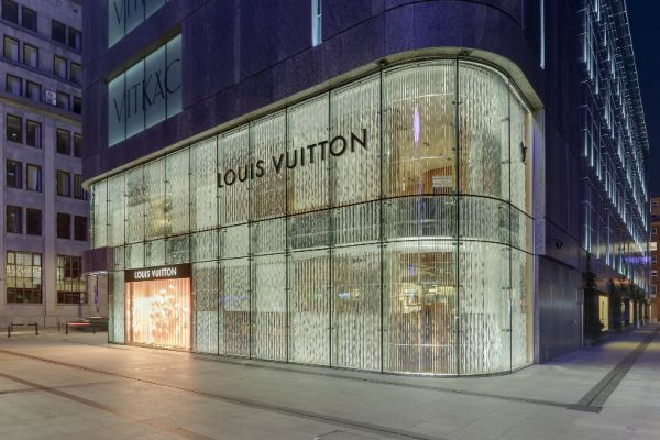 f330589b33335 Wide media communication was concluded with the famous LV trunk  installation. Louis Vuitton has continued to be a client of LuxHub.